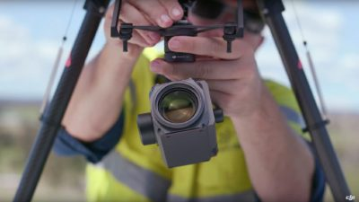 Drone inspection services